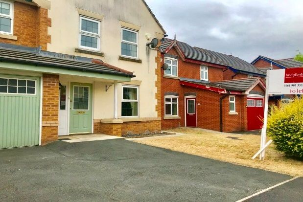 Thumbnail Detached house to rent in Dean Road, Cadishead, Manchester