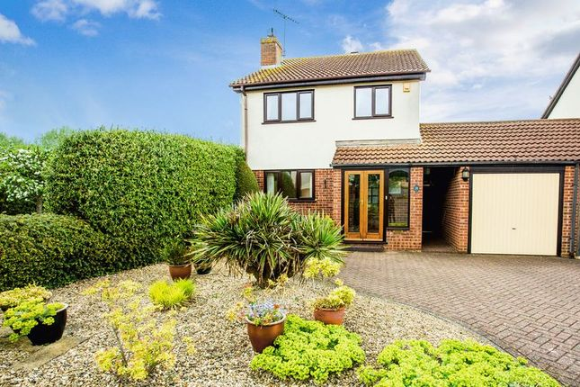 Thumbnail Link-detached house to rent in Ovitts Close, Winslow, Buckingham