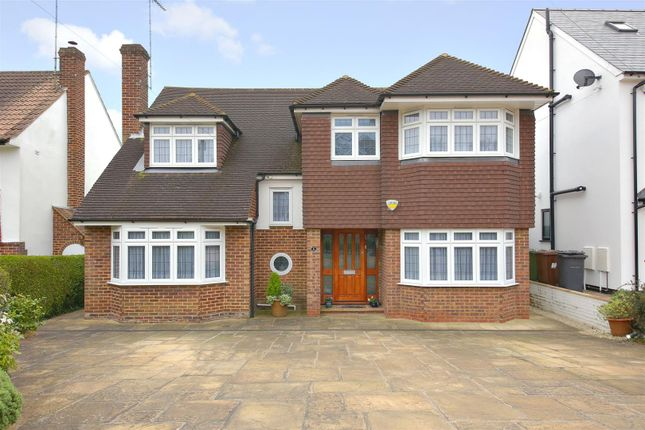 Thumbnail Property for sale in Grange Road, Elstree, Borehamwood