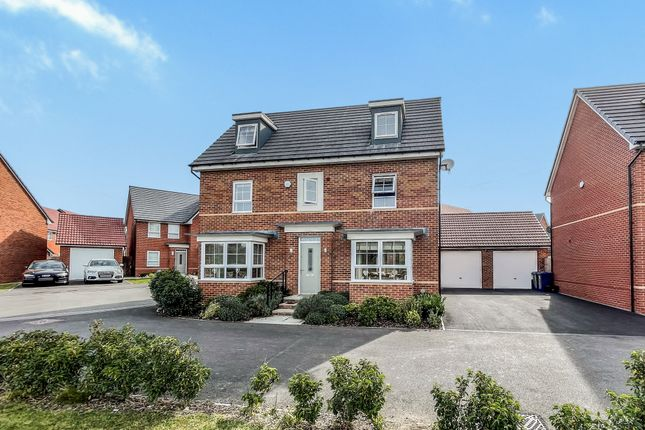Thumbnail Detached house for sale in Alma Gardens, Westbury