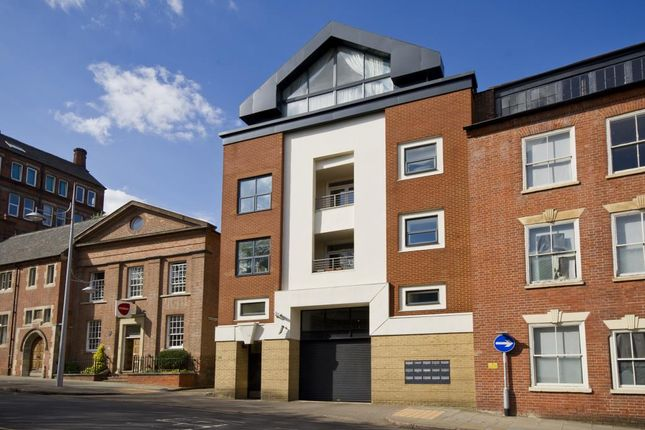 Thumbnail Flat to rent in Barker Gate, The Lace Market, Nottingham