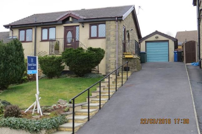 Thumbnail Bungalow to rent in Saunders Close, Rawtenstall, Rossendale