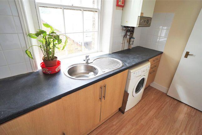 Thumbnail Flat to rent in Harmer Street, Gravesend, Kent