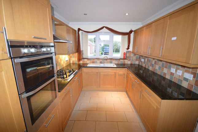 Thumbnail Detached house to rent in Miller Close, Collier Row, Romford