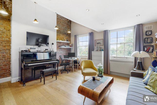 Thumbnail Flat to rent in Barnsbury Road, Angel, London