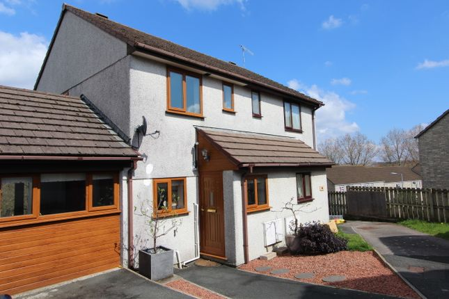 Thumbnail Semi-detached house for sale in The Lawns, Torpoint, Cornwall