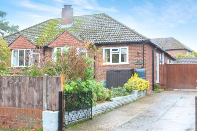 2 bed bungalow for sale in Spring Woods, Fleet GU52