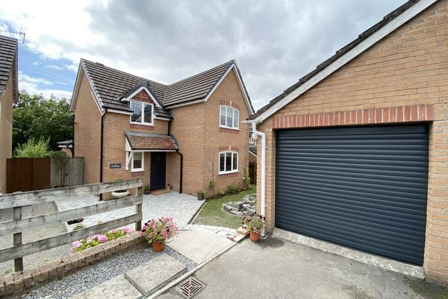 Thumbnail Detached house for sale in The Ridings, Aberdare, Mid Glamorgan