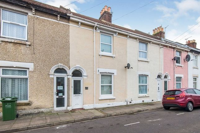 Thumbnail Terraced house to rent in Hudson Road, Southsea