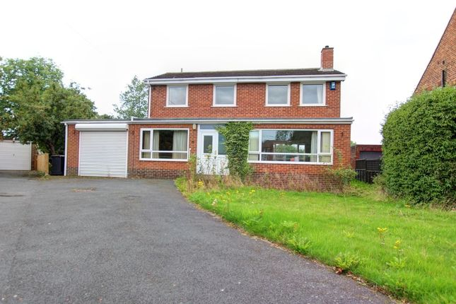 Thumbnail Detached house to rent in Deyncourt, Durham