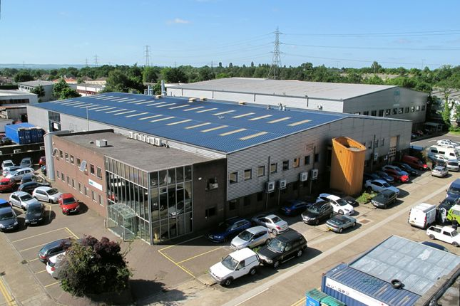 Thumbnail Industrial to let in Abbot Close, Byfleet