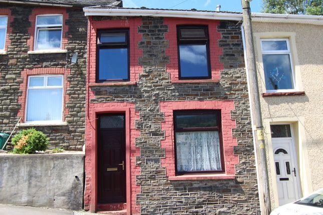 Thumbnail Terraced house for sale in Glancynon Street, Mountain Ash