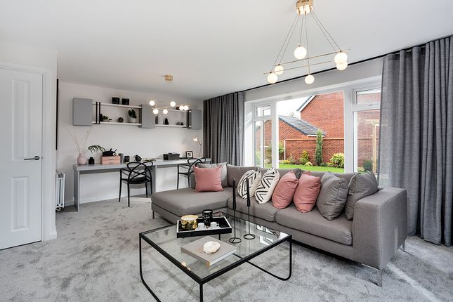"""4 bedroom detached house for sale in """"The Montpellier"""" at Burton Road, Streethay, Lichfield"""