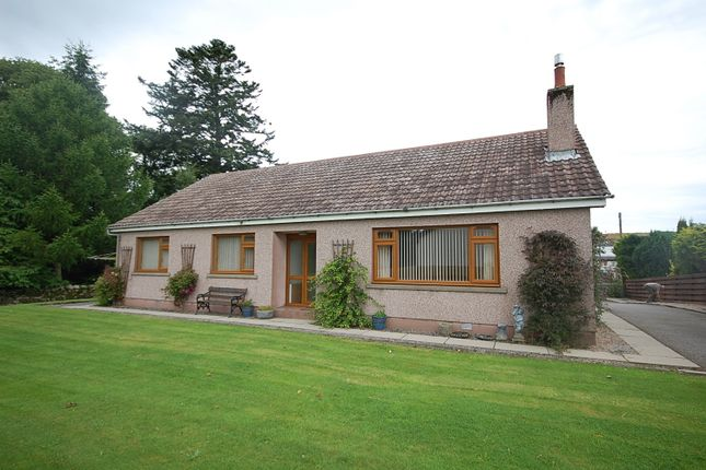 Thumbnail Detached bungalow to rent in Linsue, Drumoak, Aberdeenshire