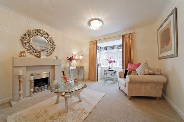 "Thumbnail Detached house for sale in ""Burton"" at Oakbridge Drive, Buckshaw Village, Chorley"