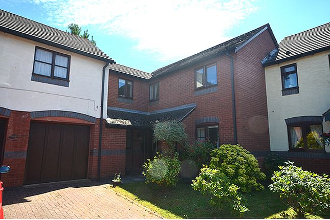 Thumbnail End terrace house for sale in Weycroft Close, Barton Grange, Exeter