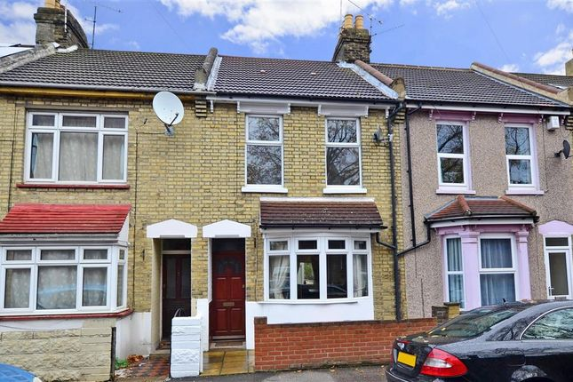 3 bed terraced house for sale in York Avenue, Gillingham, Kent
