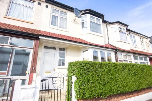 Thumbnail Terraced house for sale in Dowsett Road, Bruce Grove, Tottenham, London