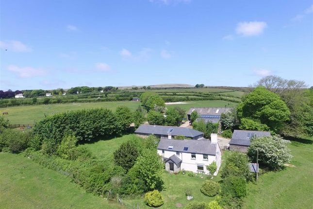 Thumbnail Equestrian property for sale in Mary Tavy, Tavistock