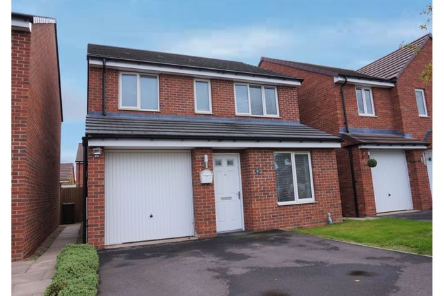 Thumbnail Detached house for sale in Spring Lane, Willenhall