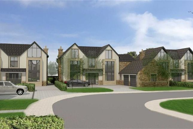 Thumbnail Detached house for sale in Wiswell Lane, Whalley, Clitheroe