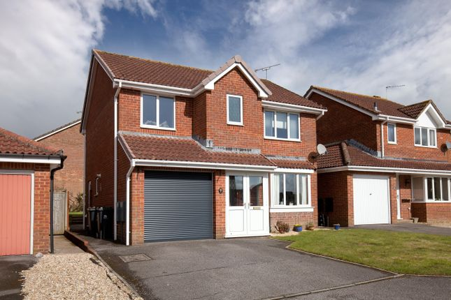 Thumbnail Detached house to rent in Linden Park, Shaftesbury, Dorset