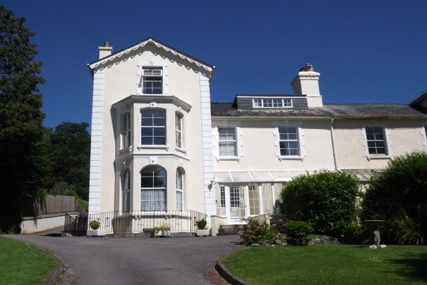 Thumbnail Flat to rent in Watts Road, Tavistock