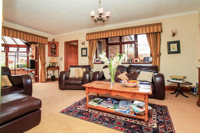 Thumbnail Detached house for sale in Wisbech Road, Outwell, Wisbech