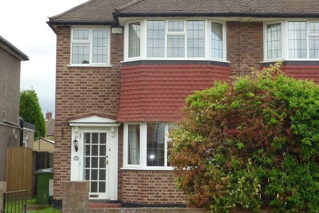 Thumbnail Semi-detached house to rent in Sparrows Lane, London