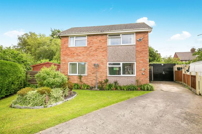 3 bed detached house for sale in Marlston Avenue, Irby, Wirral