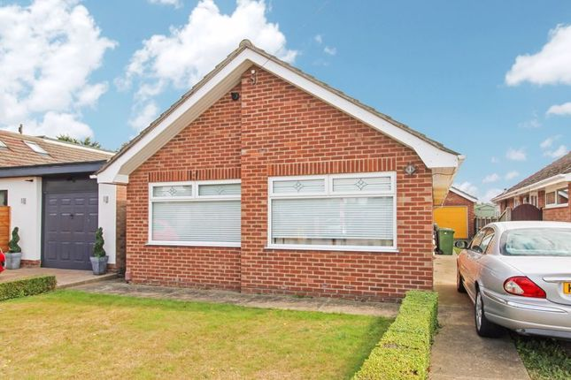 3 bed detached bungalow for sale in Yew Tree Close, Bradwell, Great Yarmouth NR31