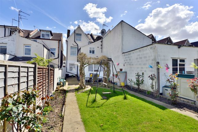 Thumbnail End terrace house for sale in Whittington Road, Bowes Park, London