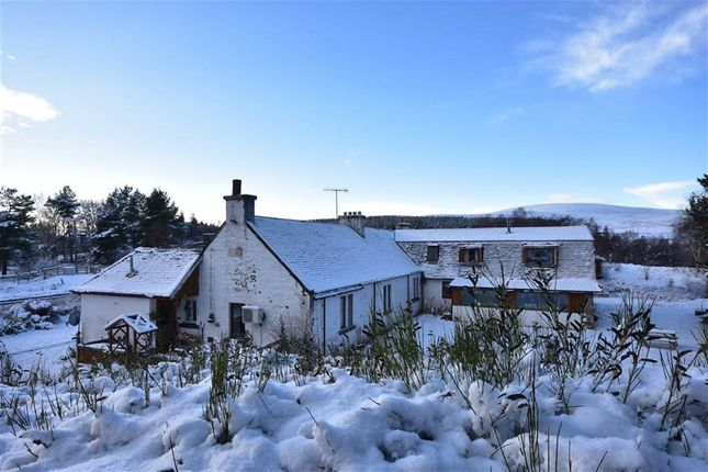 Thumbnail Terraced house for sale in Carrbridge