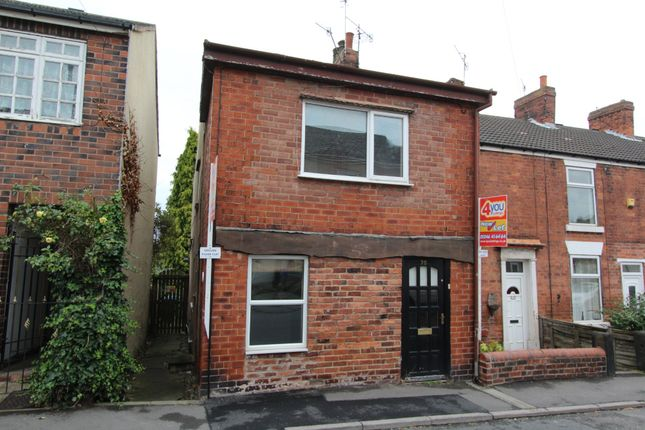 Thumbnail Flat to rent in South Street North, New Whittington, Chesterfield