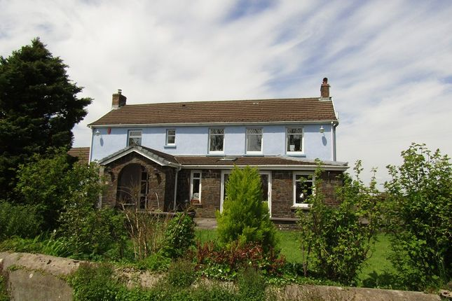 Thumbnail Detached house for sale in Nantycaws, Carmarthen, Carmarthenshire.