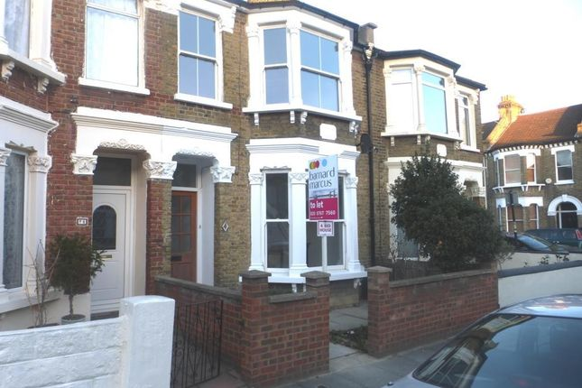 Thumbnail Property to rent in Graveney Road, London