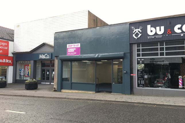 Thumbnail Retail premises for sale in Pensby Road, Heswall