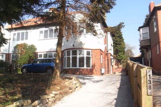 Thumbnail Flat to rent in Woodland Road, Darlington