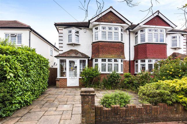 Thumbnail Semi-detached house for sale in Hawkhurst Way, West Wickham