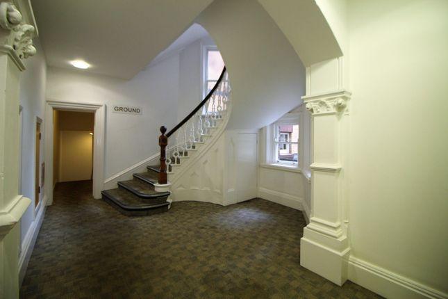 Exterior Hallway of Crosshall Street, Liverpool L1