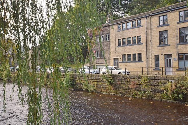 Thumbnail Town house for sale in Old Gate, Hebden Bridge