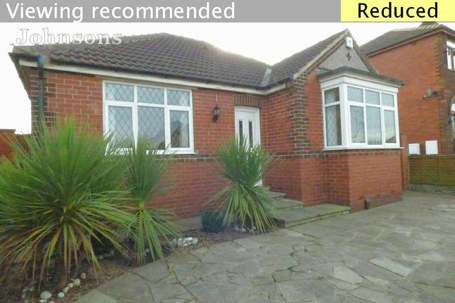 Thumbnail Detached bungalow for sale in The Grove, Wheatley Hills, Doncaster.