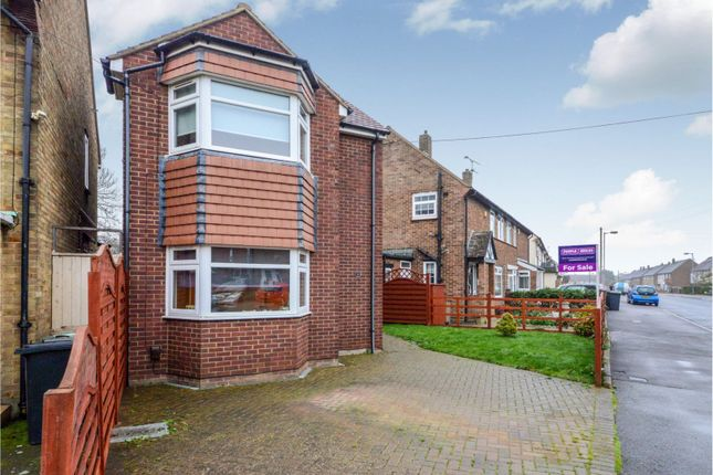 Thumbnail Detached house for sale in Cades Close, Luton