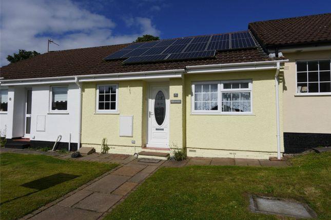 Thumbnail Terraced bungalow for sale in 2 Murton Court, Arlecdon, Frizington, Cumbria