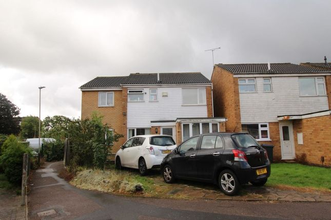Thumbnail Detached house to rent in Lewis Close, Leicester
