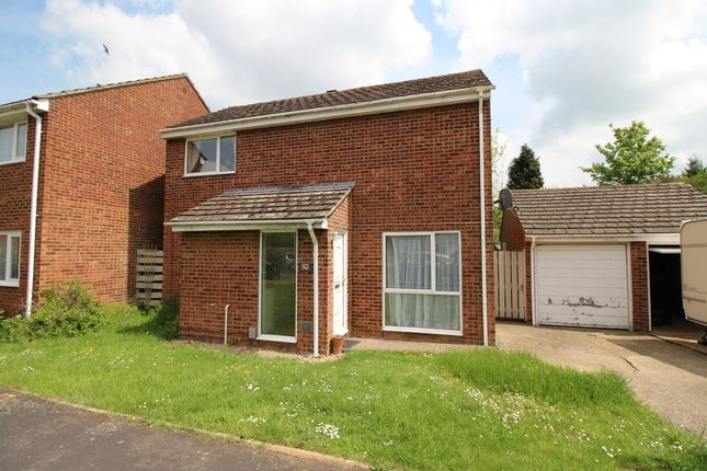 Thumbnail Detached house to rent in Angotts Mead, Stevenage