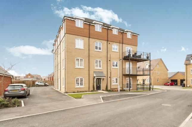 Thumbnail Flat for sale in Copia Cresent, Leighton Buzzard, Beds, Bedfordshire