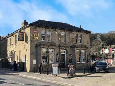 Thumbnail Pub/bar for sale in Dale Inn, 408 Wakefield Road, Denby Dale, Huddersfield, West Yorkshire