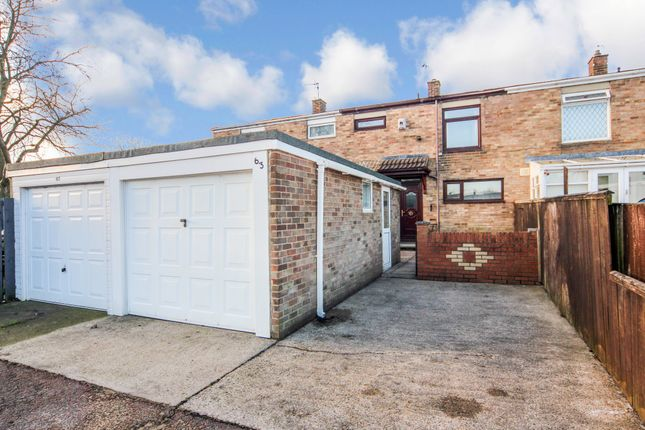Thumbnail Terraced house for sale in Oakfield, Newton Aycliffe