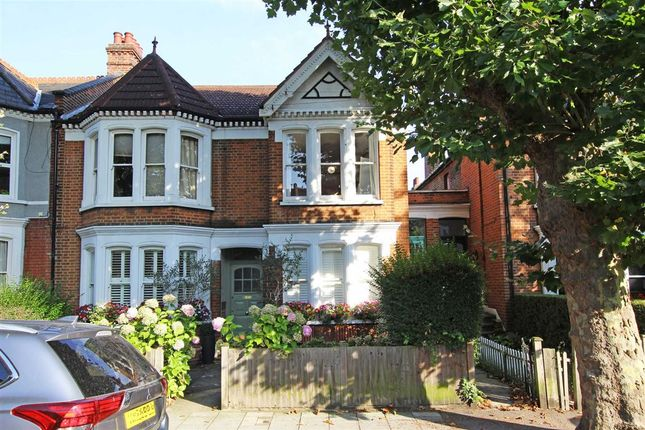 Thumbnail Flat to rent in Harborough Road, London